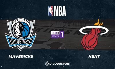 NBA notre pronostic pour Dallas Mavericks - Miami Heat
