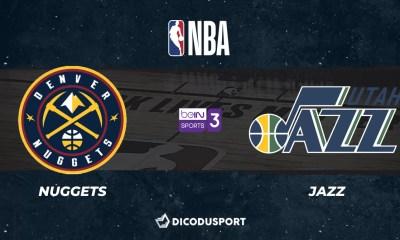 NBA notre pronostic pour Denver Nuggets - Utah Jazz