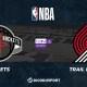 NBA notre pronostic pour Houston Rockets - Portland Trail Blazers
