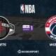 NBA notre pronostic pour Houston Rockets - Washington Wizards