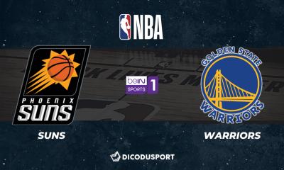 NBA notre pronostic pour Phoenix Suns - Golden State Warriors