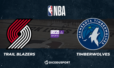 NBA notre pronostic pour Portland Trail Blazers - Minnesota Timberwolves