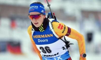 Oberhof - L'Allemagne s'impose sur le relais femmes, les Bleues et la Norvège se loupent