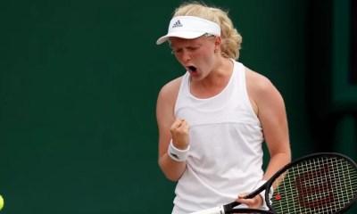 Qualifications Open d'Australie : Jones plus forte que la nature, Burel de la partie