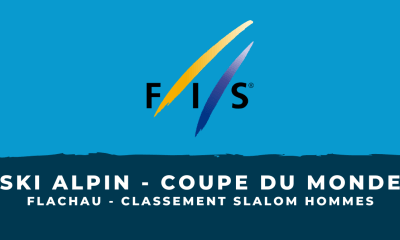 Ski alpin - Flachau - Le classement du slalom hommes
