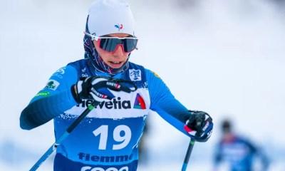 Ski de fond - Premier podium en Coupe du monde pour Delphine Claudel à Val di Fiemme