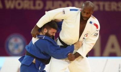 [Vidéo] Les combats de Teddy Riner lors de sa victoire au Masters de Doha