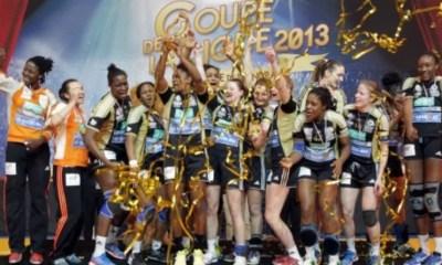 23 février 2013 - Premier titre pour Issy Paris Handball