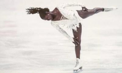 4 février 1995 - 5ème titre européen consécutif pour Surya Bonaly