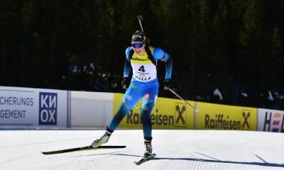 Biathlon - Mondiaux juniors de biathlon - Camille Bened décroche l'or sur l'individuel à Obertilliach