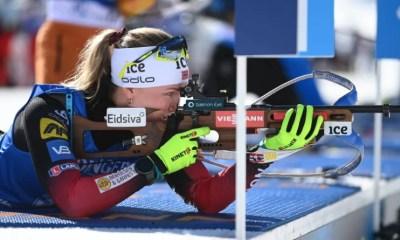 Biathlon – Nove Mesto : notre pronostic pour le relais femmes