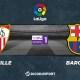 Football – Liga notre pronostic pour FC Séville – FC Barcelone