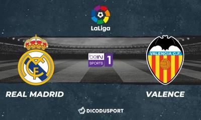 Football - Liga notre pronostic pour Real Madrid - Valence