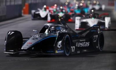 Formule E - e-Prix de Diriyah : Nick de Vries vainqueur de la Course 1