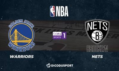 NBA notre pronostic pour Golden State Warriors - Brooklyn Nets