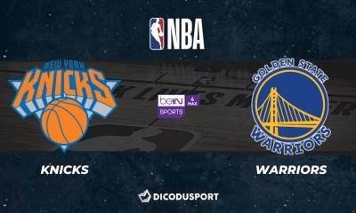 NBA notre pronostic pour New York Knicks - Golden State Warriors