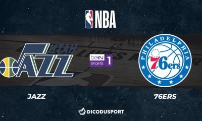 NBA notre pronostic pour Utah Jazz - Philadelphia 76ers