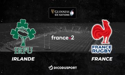 Tournoi des 6 Nations 2021 - Notre pronostic pour Irlande - France