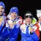3 mars 2016 : Les Français champions du monde de relais mixte à Oslo