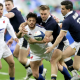 Bleus - Les notes du XV de France face à l'Écosse