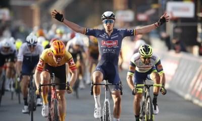 Cyclisme - Le Samyn - Tim Merlier conclut le travail de Mathieu van der Poel