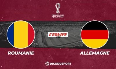 Football – Q. Coupe du monde notre pronostic pour Roumanie - Allemagne