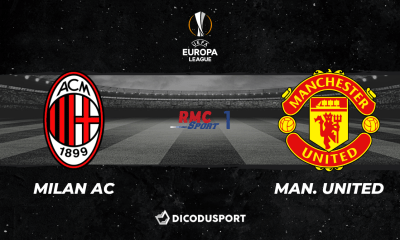 Football - Ligue Europa notre pronostic pour Milan AC - Manchester United