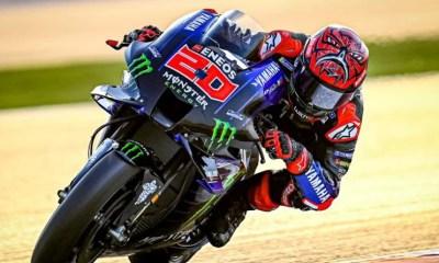 Grand Prix de Doha : Fabio Quartararo meilleur temps des essais libres 3