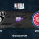 NBA notre pronostic pour Brooklyn Nets - Detroit Pistons