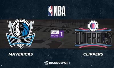 NBA notre pronostic pour Dallas Mavericks - Los Angeles Clippers