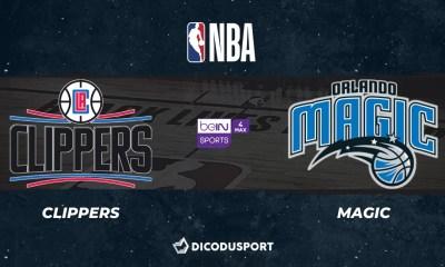 NBA notre pronostic pour Los Angeles Clippers - Orlando Magic