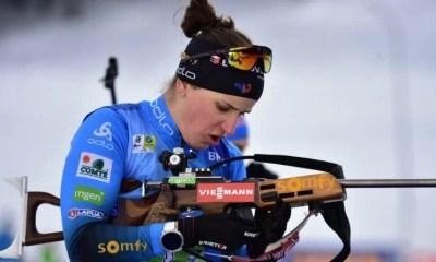 Nove Mesto - La France 3ème du relais femmes, la Suède s'impose