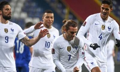 Qualifications Mondial 2022 - La France domine difficilement la Bosnie