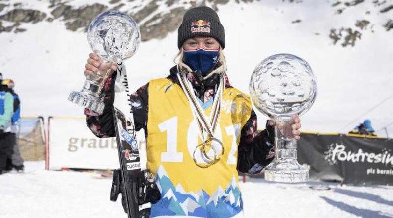 Tess Ledeux est votre Championne du week-end