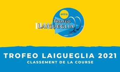 Trofeo Laigueglia 2021 - Le classement de la course