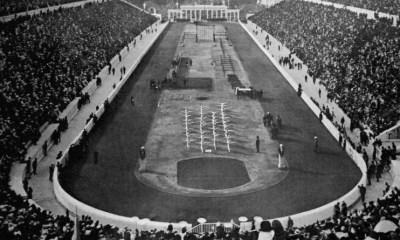 6 avril 1896 - Premiers Jeux Olympiques de l'ère moderne