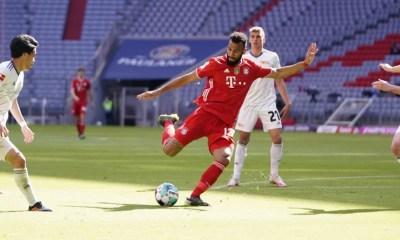 Eric Maxim Choupo-Moting Bayern Munich Union Berlin
