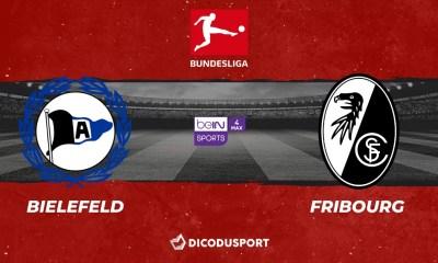 Football - Bundesliga notre pronostic pour Arminia Bielefeld - Fribourg
