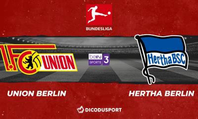 Football - Bundesliga notre pronostic pour Union Berlin - Hertha Berlin