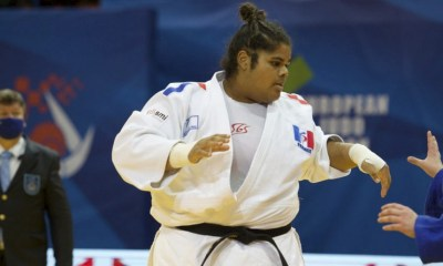 judo - Léa Fontaine championne d'europe junior +78 kg à Porec (Croatie)
