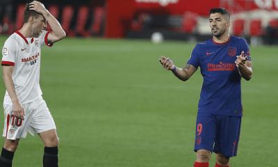 L'Atlético Madrid a-t-il dit adieu au titre face à Séville