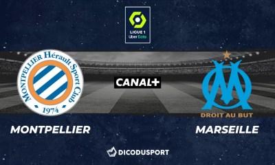 Ligue 1 notre pronostic pour Montpellier - Marseille