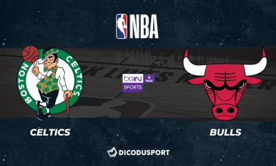 NBA notre pronostic pour Boston Celtics - Chicago Bulls
