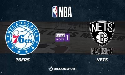 NBA notre pronostic pour Philadelphia 76ers - Brooklyn Nets
