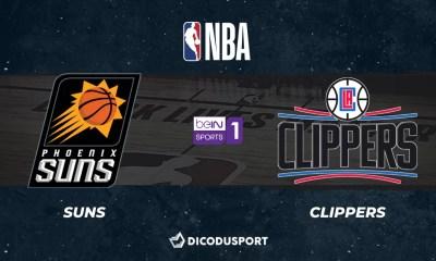NBA notre pronostic pour Phoenix Suns - Los Angeles Clippers