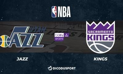 NBA notre pronostic pour Utah Jazz - Sacramento Kings