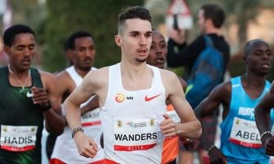 Pas de record d'Europe sur 5 km pour Julien Wanders