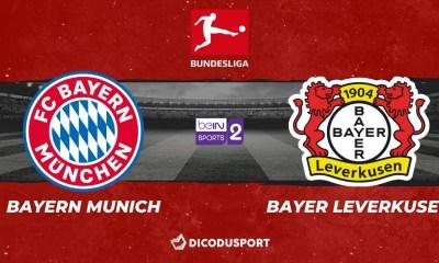 Pronostic Bayern Munich - Bayer Leverkusen, 30ème journée de Bundesliga