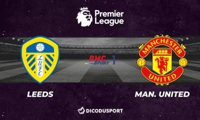 Pronostic Leeds - Manchester United, 33ème journée de Premier League