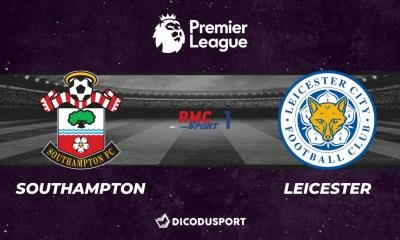 Pronostic Southampton - Leicester, 34ème journée de Premier League
